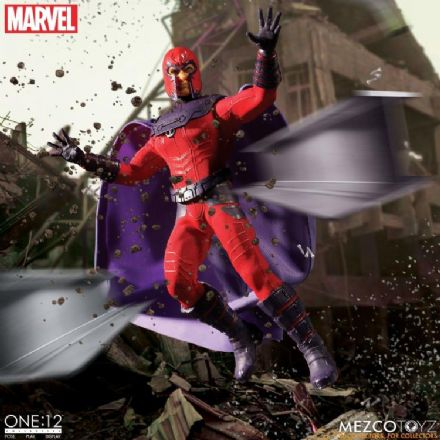 Mezco One:12 Collective Marvel Magneto